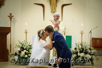 Wedding at Blessed Sacrament, Martinsville, NJ by Alex Kaplan Photo Video Photobooth