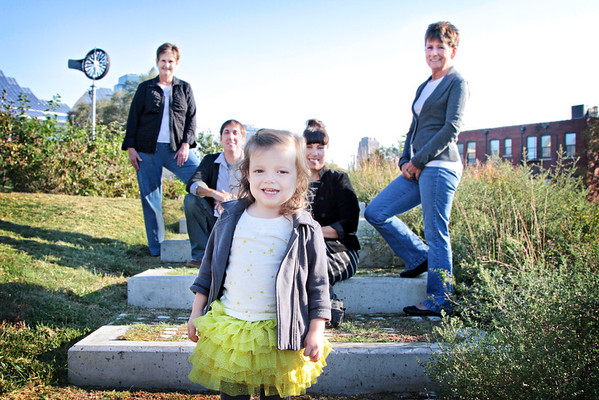 Davis Family Portrait