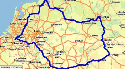 2010_Holiday (Speyer/Sinsheim-Prague-Dresden-Berlin-Bremen-Wittmund/Jever)