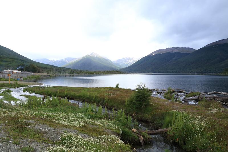 from RA3 view of Lago Escondido, Tierra del Fuego, Patagonia