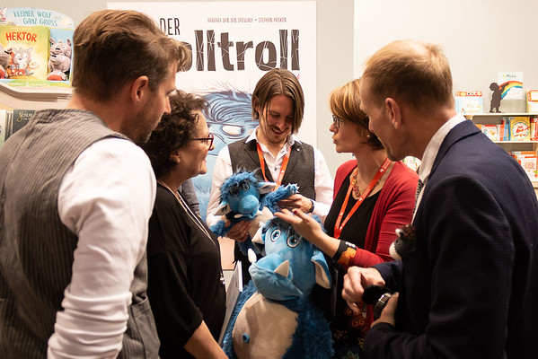 2018-10-11 Frankfurter Buchmesse - Grolltroll