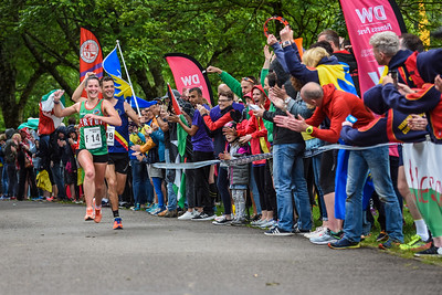 Welsh Castle Relay - Stage 20 Finish Pictures