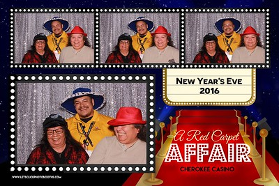 Cherokee Casino New Year's Eve