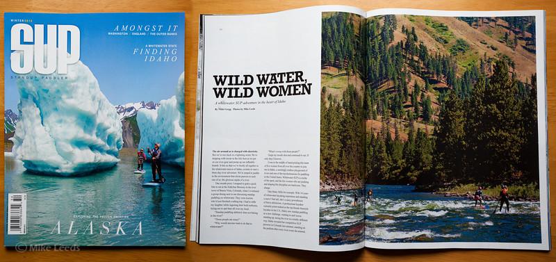 SUP Magazine Winter Issue 2012, (photo right)