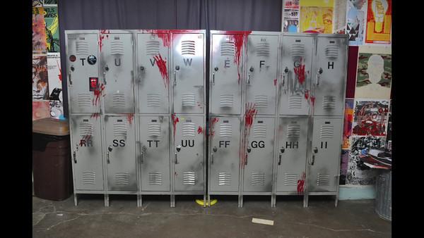2014 Higher Level Art on lockdown