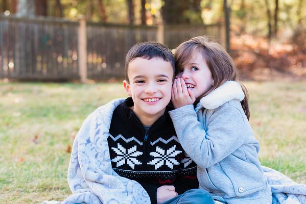 Davis & Lily | December 2016