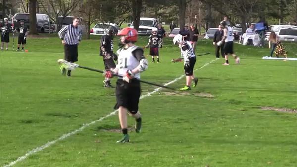 2013 Tigard 7/8 Green Lacrosse