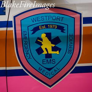 Westport EMS Pink Car Photo Shoot - 10/11/20