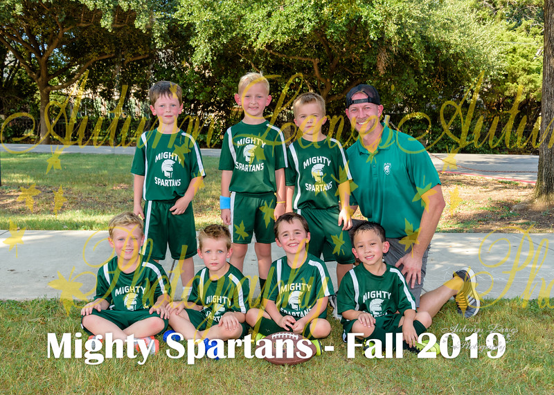 20191006 -#S4 KB Mighty Spartans
