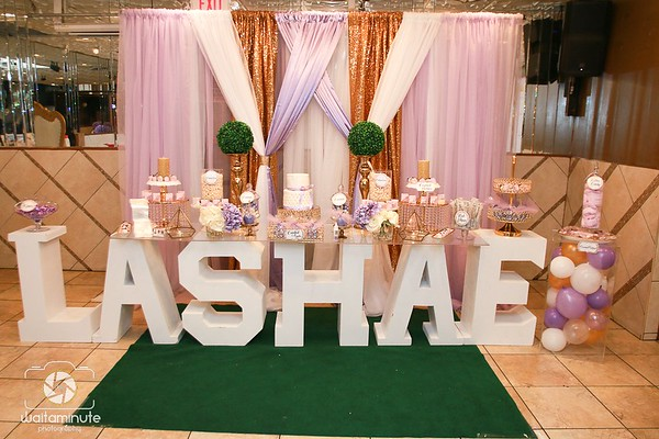 Shatema & LaShawn's Baby Shower