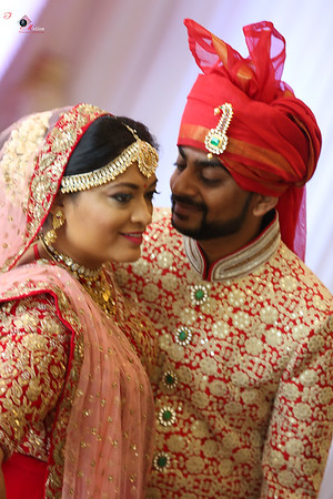 CHAITALI AND SATYAM WEDDING CEREMONY 1