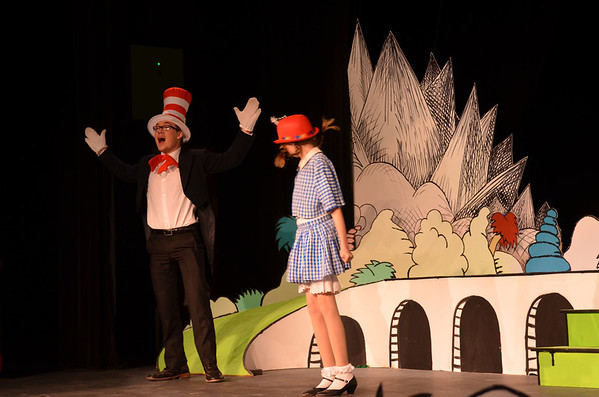 Seussical the Musical - 3/15/13 Performance