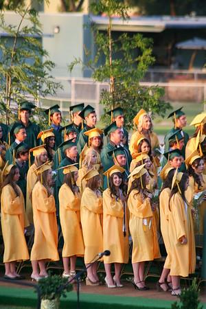 Lexa's Graduation