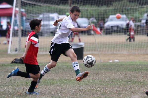 Charlie Hough Soccer 2015 - Galaxy