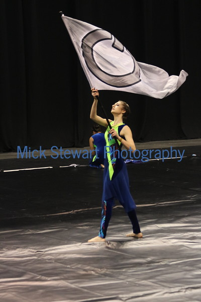 Heritage HS Winter Guard