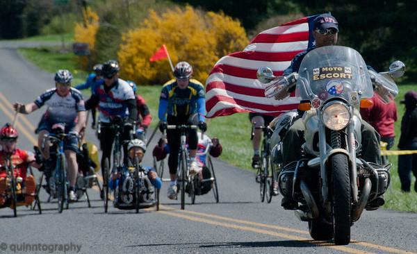 Wounded Warrior Ride Gettysburg