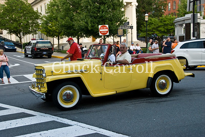 THE HISTORIC BELLEFONTE CRUISE -- Friday Night - 2011