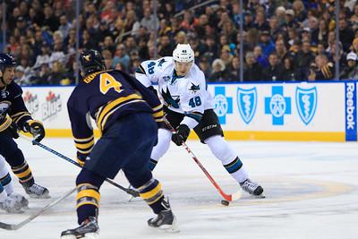 Buffalo Sabres vs. San Jose Sharks 11/14/15