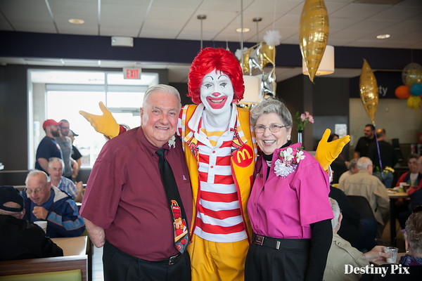 McDonalds Event- April 2015