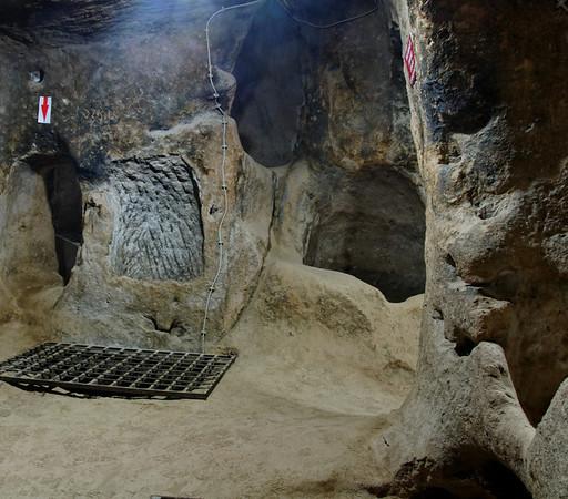 SARATLI - underground city [Konya]