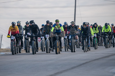 2017 Triple D Winter Bike Race