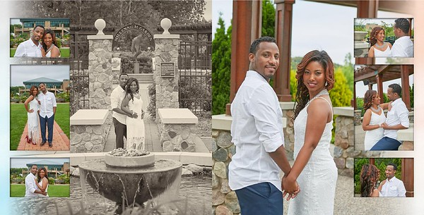 Damme and Negassa Engagement