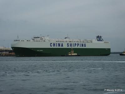 CSCC China Shipping