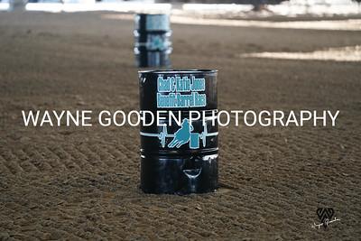Chad and Katie Jones Benefit Barrel Race
