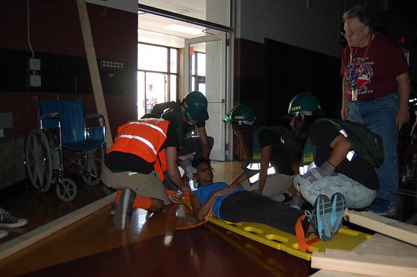 05-01-2014 Disaster Preparedness Drill
