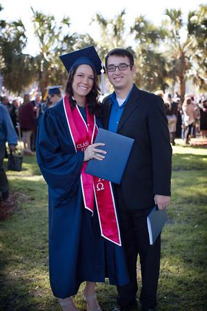 UNF Graduation - Emily