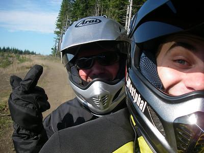 Decomp Ride- Westport/Greyland Oct07