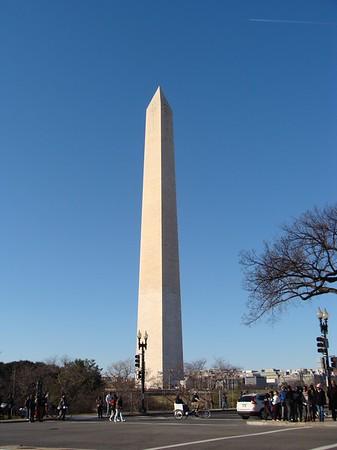 Washington Monument Views