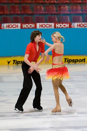 MČR 2008 - Taneční páry