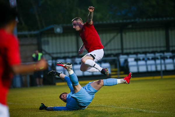 Flint Town United v Witton Albion 27-07-21