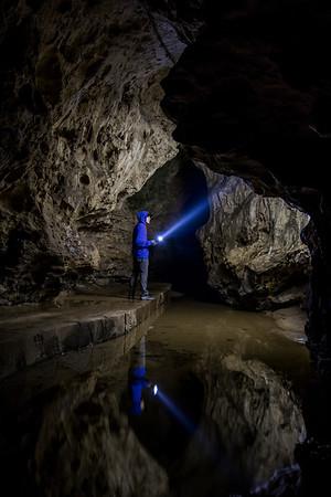 Maquoketa Caves - Winter