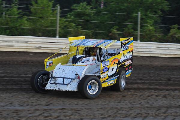 New Egypt Speedway 8/23 w/ ARDC