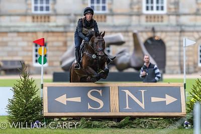 2019-05-25 Saracen Horse Feeds Houghton International Horse Trials Saturday xc