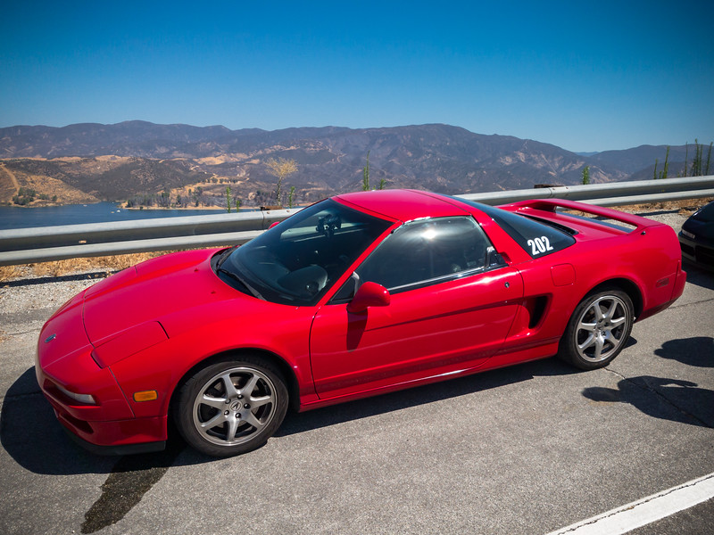 2017 07/30: LMR's Castaic Lake Drive