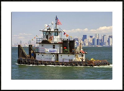 2005 NYC Tugboat Challenge