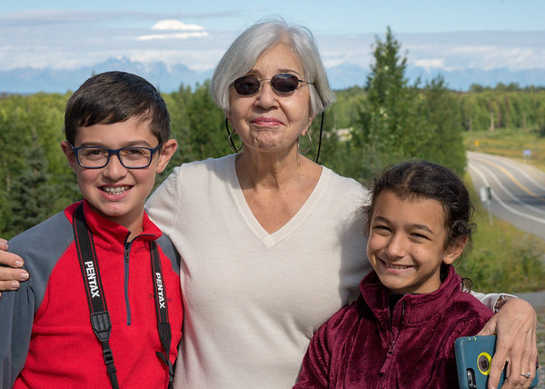 Alaska trip with kids