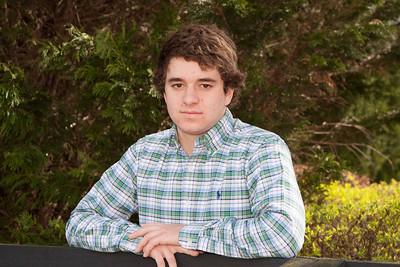 Alex Senior Photos