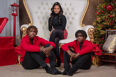 The Rivers Family Christmas 2020
