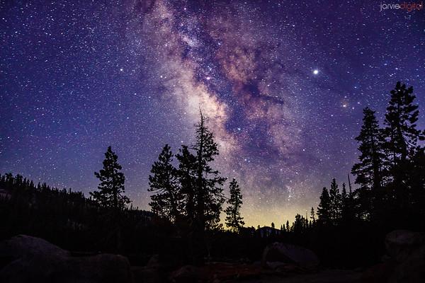Yosemite and Tioga
