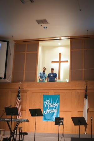 August Baptisms