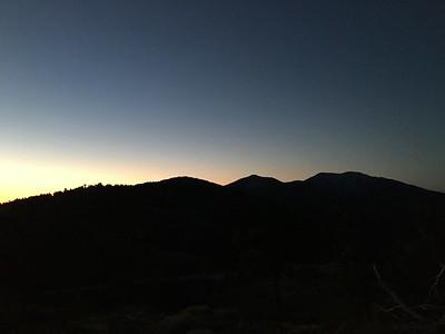 Lightening Ridge and Frost BM