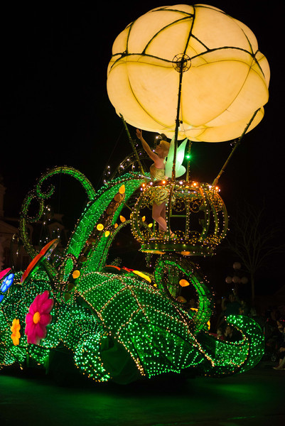 Main Street Electrical Parade - Tinkerbell