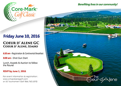 2016 Core-Mark Spokane Golf Classic