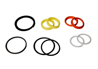 CASE IH 895 995 4230 4240 FORD 5610 7610 7810 RENAULT CERES CELTIS SERIES CARRARO AXLE POWER STEERING RAM REPAIR SEAL KIT
