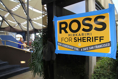 Ross Mirkarimi for Sheriff - Comedy & Variety Show Fundraiser