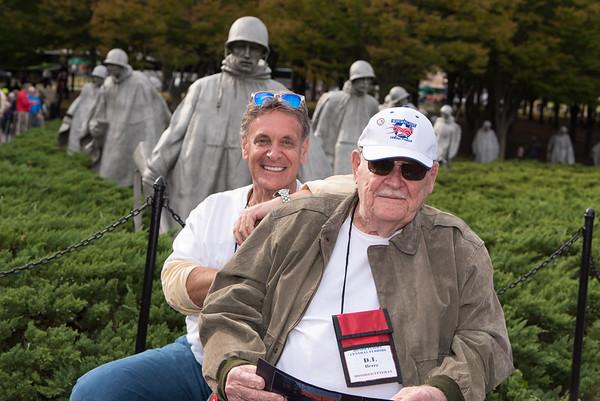 13. Korean War Memorial